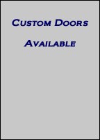Custom Hollow Metal Doors Available from JR Metal Frames.