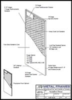 Quality Hollow Metal Door Types By Jr Metal Frames