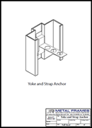 Yoke and Strap PDF provided by JR Metal Frames.