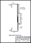 Profiles Amp Elevations Of Metal Frames Manufactured By Jr