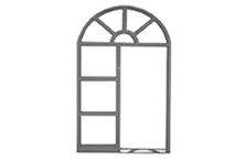 custom hollow metal door frames by jr metal frames - Metal Picture Frames